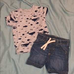 🐳 outfit • 12 month